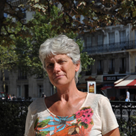 Portrait de madame DERVET Marion