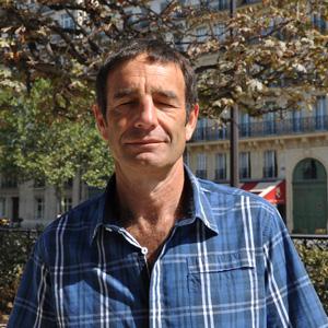 Portrait de Pierre-Yves Sevestre